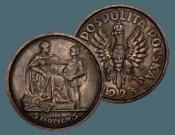 Polskie monety kolekcjonerskie